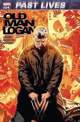 Old Man Logan Vol. 2 (Comic-book) #24