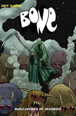Bone (Rústica, 144 pp) #8