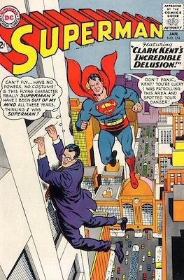 Superman Vol. 1 / Adventures of Superman Vol. 1 (1939-2011) (Comic Book) #174