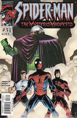 Spider-man: The Mysterio Manifesto (comic-book) #3