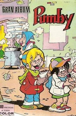 Gran Álbum Pumby (Rústica 100 pp) #20