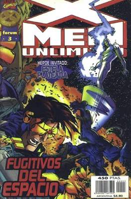 X-Men Unlimited (1997-2000) (Grapa 40-56 pp) #3