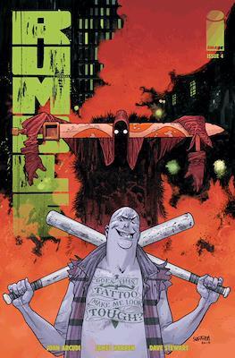 Rumble (Comic-book) #4