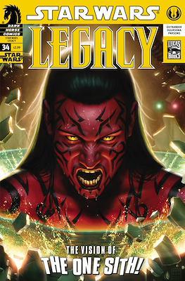 Star Wars: Legacy (Digital) #34