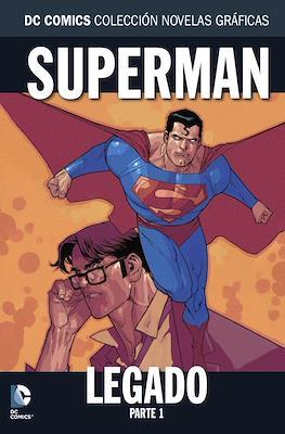 DC Comics Novelas Gráficas (El Mundo-Marca) (Cartoné) #54