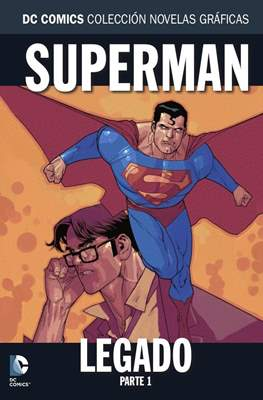 DC Comics Novelas Gráficas (El Mundo-Marca) #54
