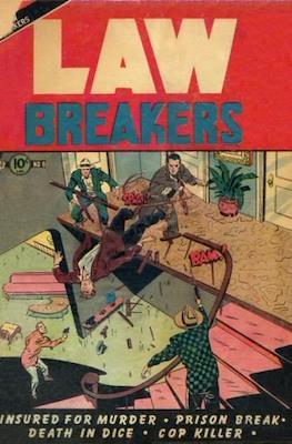 Lawbreakers (Saddle-stitched) #8