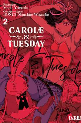 Carole & Tuesday (Rústica con sobrecubierta) #2