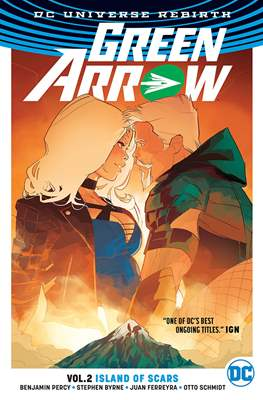 Green Arrow Vol. 6 (2016) (Softcover) #2