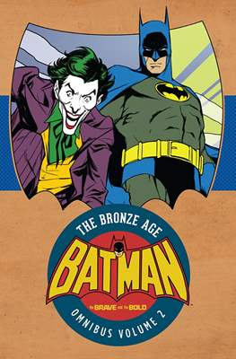 Batman: The Brave and The Bold - The Bronze Age Omnibus (Hardcover 904 pp) #2