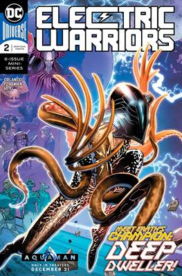 Electric Warriors (Comic Book) #2