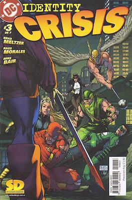 Identity Crisis (2005) Grapa #3