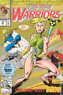 The New Warriors (Comic-Book) #30