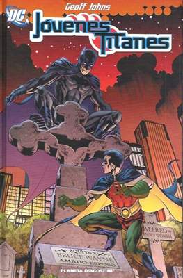 Jóvenes Titanes de Geoff Johns (Cartoné 384-368 pp) #2