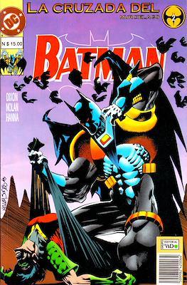 Batman: La cruzada del murciélago (Rustica) #2