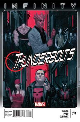Thunderbolts Vol 2 (Grapa) #18