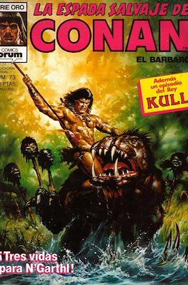 La Espada Salvaje de Conan. Vol 1 (1982-1996) #73