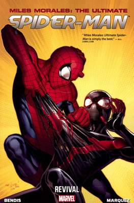 Miles Morales: The Ultimate Spider-Man (Softcover) #1