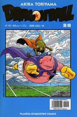 Dragon Ball - Serie Azul (Grapa) #197