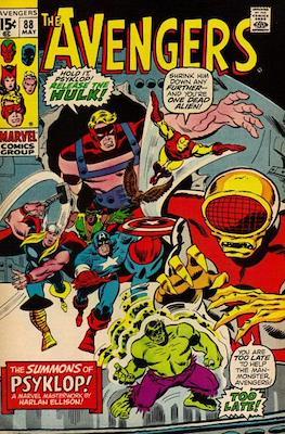 The Avengers Vol. 1 (1963-1996) (Comic Book) #88