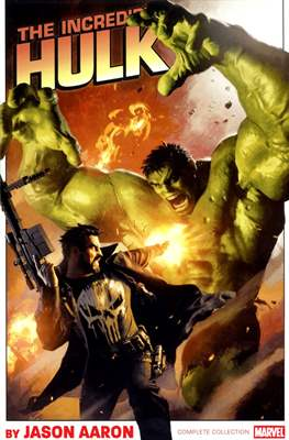 The Incredible Hulk by Jason Aaron - Complete Collection