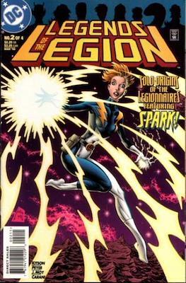 Legends of the Legion (grapa) #2