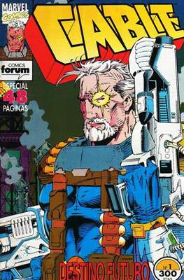 Cable Vol. 1 (1994-1995)