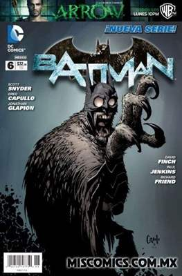 Batman (2012-2017) (Grapa) #6