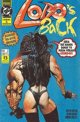Lobo: El regreso - Lobo's Back (Grapa 24 pp) #2