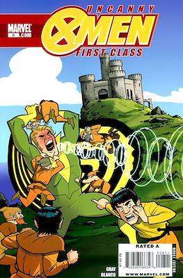 Uncanny X-Men: First Class (Comic Book) #8