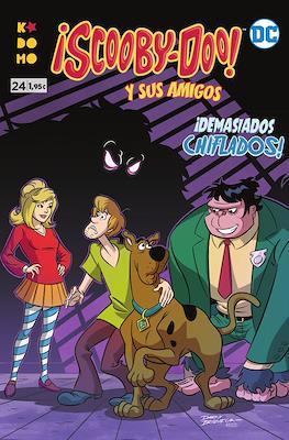 ¡Scooby-Doo! y sus amigos (Grapa 24 pp) #24