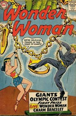 Wonder Woman Vol.1 (1942-1986; 2020-) (Comic Book) #106