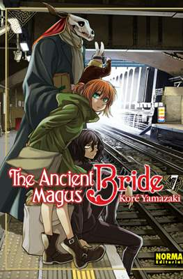 The Ancient Magus Bride (Rústica) #7