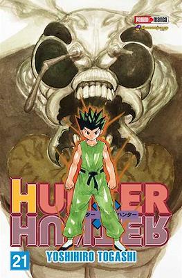 Hunter X Hunter (Rústica) #21