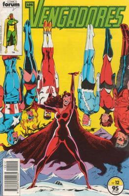 Los Vengadores Vol. 1 (1983-1994) #12