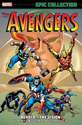 The Avengers Epic Collection #4