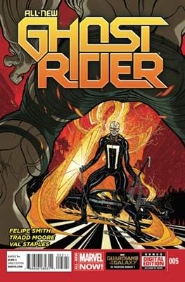 All New Ghost Rider (2014-) #5