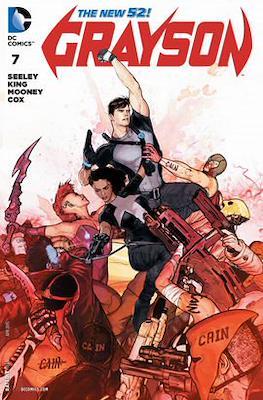 Grayson (2014-2016) (Comic-Book) #7