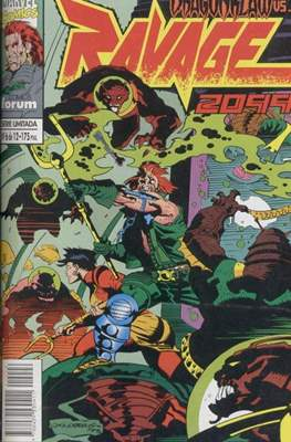 Ravage 2099 (1994-1995) #6
