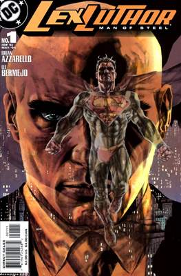 Lex Luthor. Man Of Steel (Comic Book) #1