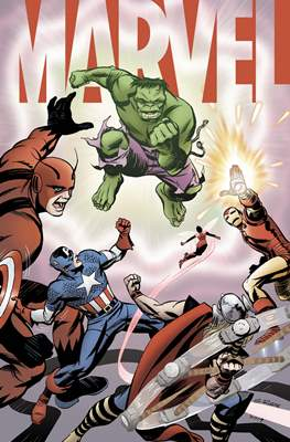 Marvel (2020 Variant Cover) (Comic Book 40pp) #1