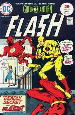Flash vol. 1 (1959-1985) (Grapa, 32 págs.) #233
