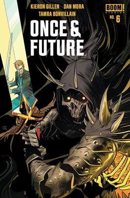 Once & Future (Comic Book) #6