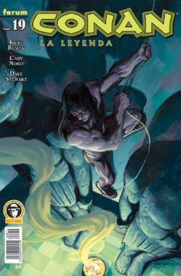Conan. La Leyenda (Grapa 28-116 pp) #19