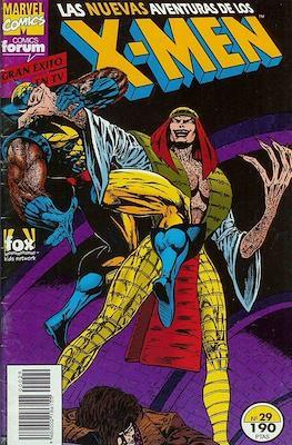 Las nuevas aventuras de los X-Men (Grapa 24 pp) #29