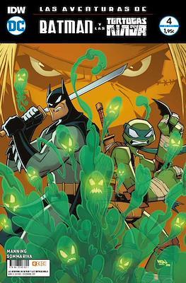 Las aventuras de Batman y las Tortugas Ninja (Grapa 24 pp) #4