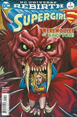 Supergirl Vol. 7 (2016-) (Comic-book) #7