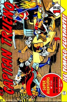El Capitán Trueno (Grapa, 12 páginas (1991)) #338