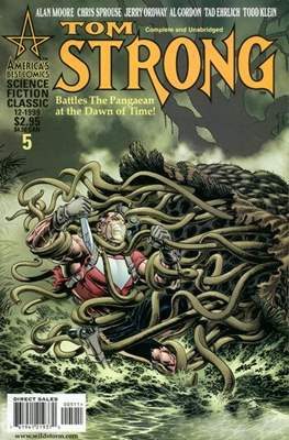 Tom Strong (Comic Book) #5