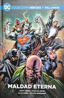 Colección Héroes y Villanos #5